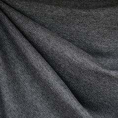 Performance Jersey French Terry Charcoal - Sold Out - Style Maker Fabrics