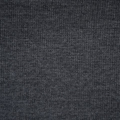 Mini Waffle Thermal Knit Heather Charcoal - Sold Out - Style Maker Fabrics
