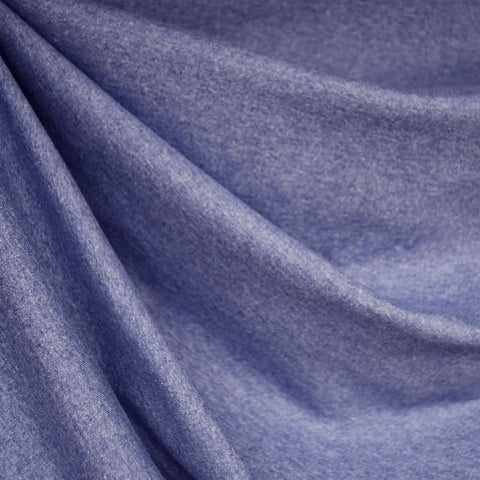 Athletic Jersey French Terry Periwinkle