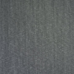 Cross Woven Cotton Denim Cream/Black - Sold Out - Style Maker Fabrics