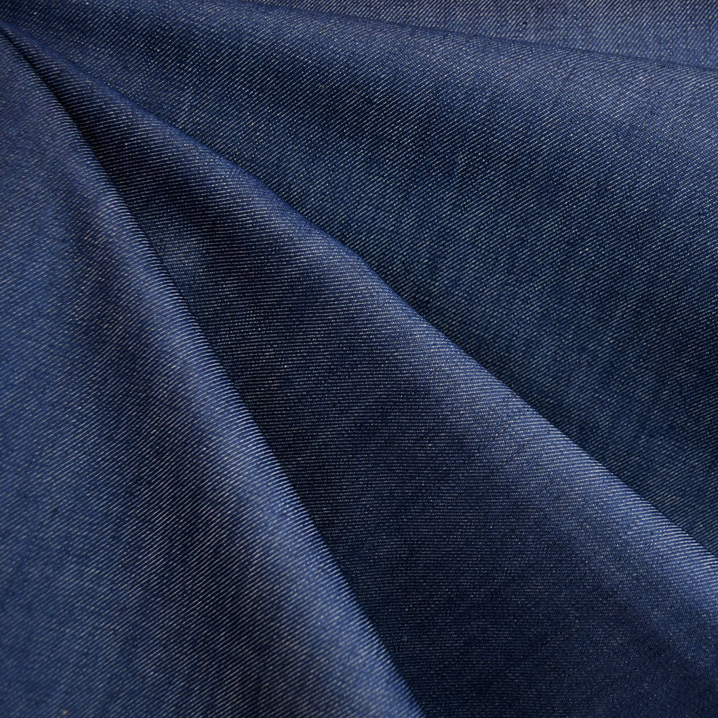 Calendered Stretch Light Denim Blue - Sold Out - Style Maker Fabrics