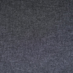 Cotton Chambray Shirting Charcoal SY - Sold Out - Style Maker Fabrics