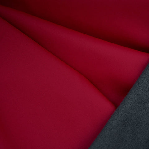 Soft Shell Coating Crimson/Charcoal