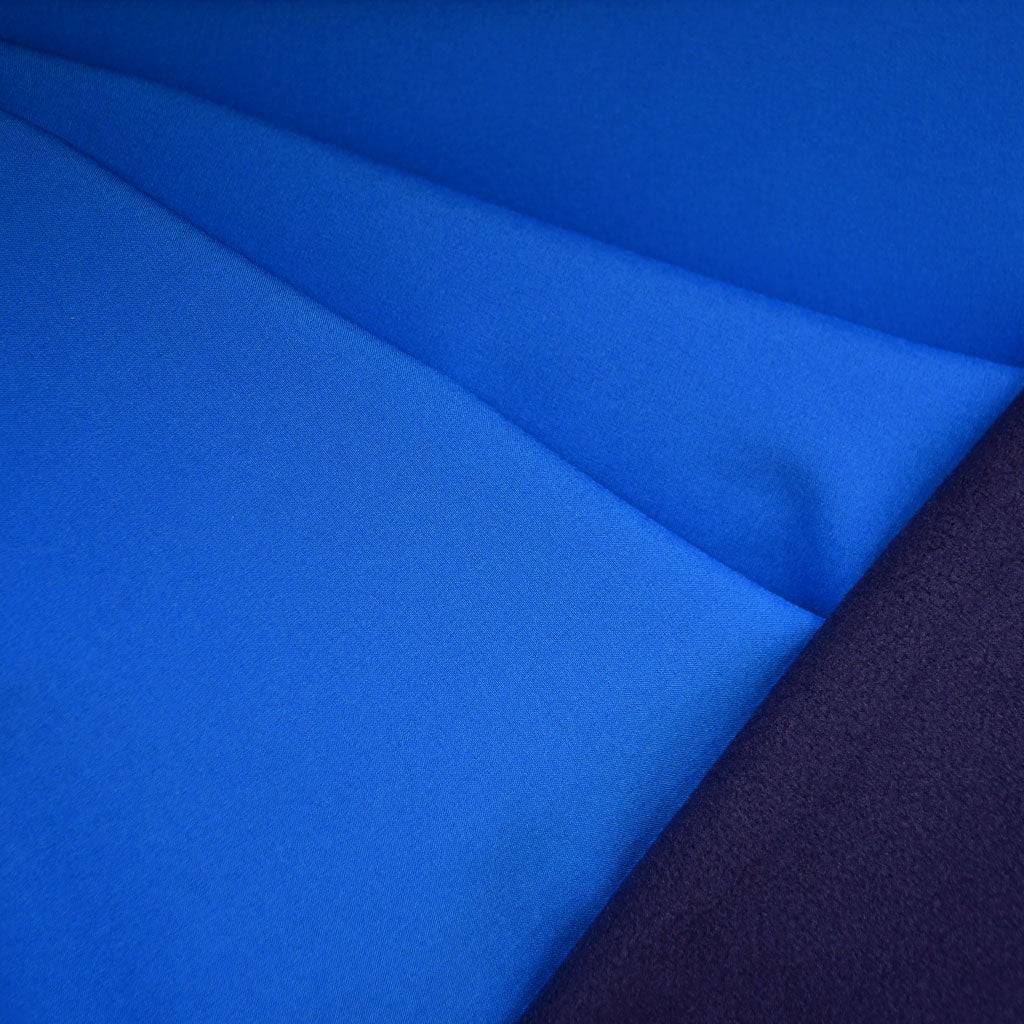 Soft Shell Coating Royal/Navy - Sold Out - Style Maker Fabrics