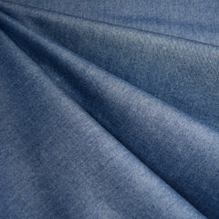 Soft Mid Weight Stretch Denim Medium Blue - Sold Out - Style Maker Fabrics