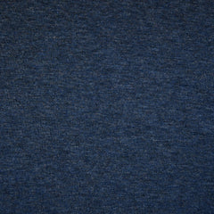 Cotton Jersey Knit Heather Navy - Fabric - Style Maker Fabrics