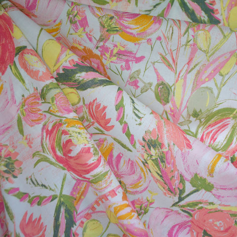 Painted Desert Floral Rayon Sky
