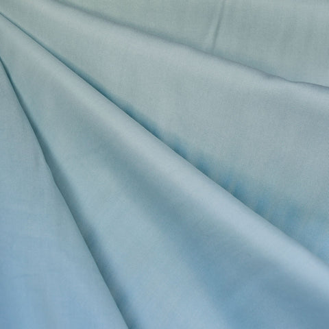Tencel Twill Shirting Solid Sky