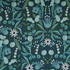 Amalfi Freja Linen Blend Turquoise - Sold Out - Style Maker Fabrics