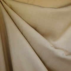 Soft Tencel Twill Solid Honey - Fabric - Style Maker Fabrics