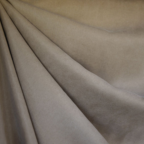 Soft Tencel Twill Solid Latte