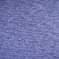 Slub Cotton Sweater Knit Periwinkle - Fabric - Style Maker Fabrics