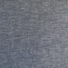 Brussels Washer Yarn Dye Linen Blend Grey - Fabric - Style Maker Fabrics