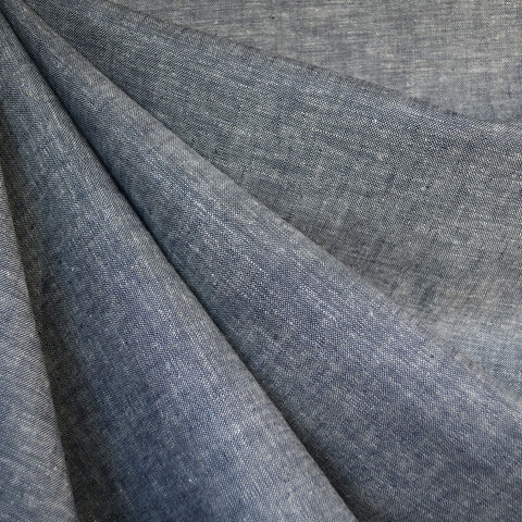 Brussels Washer Yarn Dye Linen Blend Grey