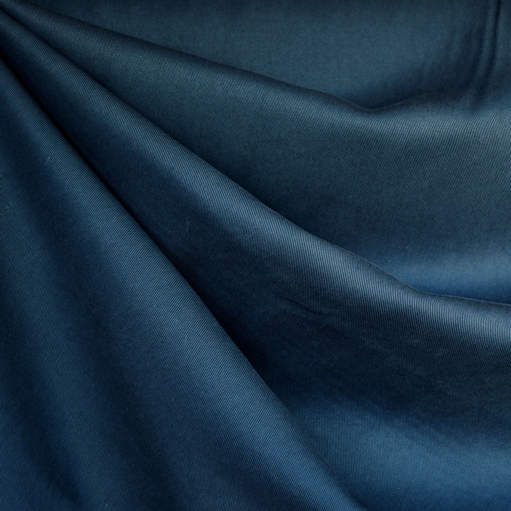 Tencel Twill Solid Bottom Weight Ocean - Fabric - Style Maker Fabrics