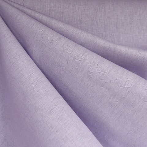 Brussels Washer Linen Blend Solid Lilac