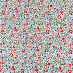 Fieldise Liberty of London Tana Lawn Aqua - Fabric - Style Maker Fabrics