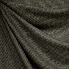 Modal Thermal Knit Solid Olive - Sold Out - Style Maker Fabrics