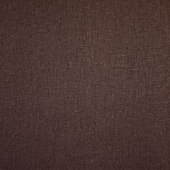 Brussels Washer Linen Blend Solid Espresso - Fabric - Style Maker Fabrics