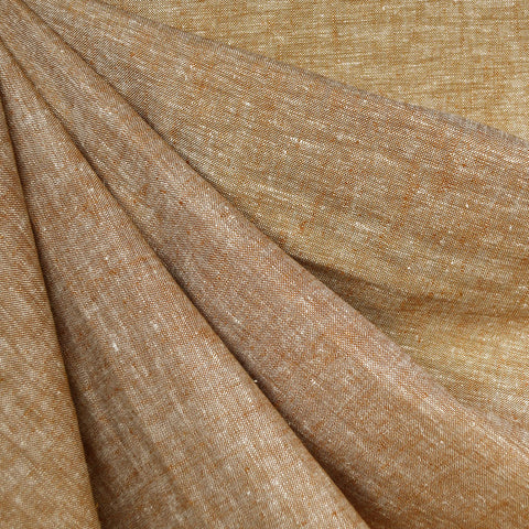 Brussels Washer Yarn Dye Linen Blend Chestnut