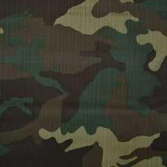 Textured Camouflage Stretch Bottom Weight Olive - Fabric - Style Maker Fabrics