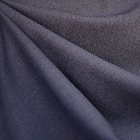Soft Tencel Twill Solid Pewter