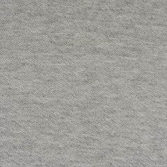 Plush Twill Weave French Terry Heather Grey - Fabric - Style Maker Fabrics