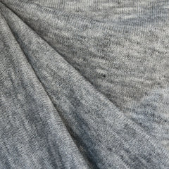 Cozy Sweater Knit Heather Grey - Fabric - Style Maker Fabrics