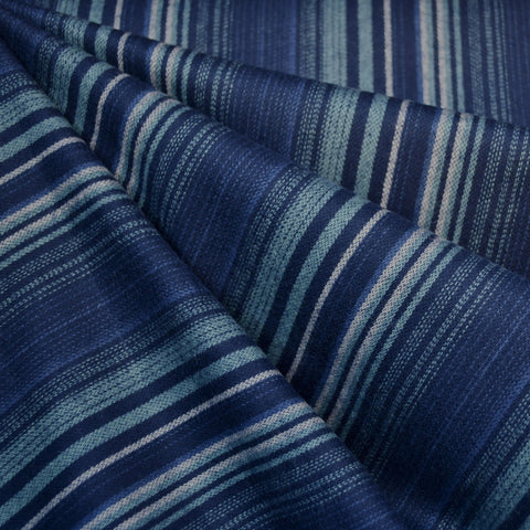 Tamarack Flannel Repeating Stripes Navy