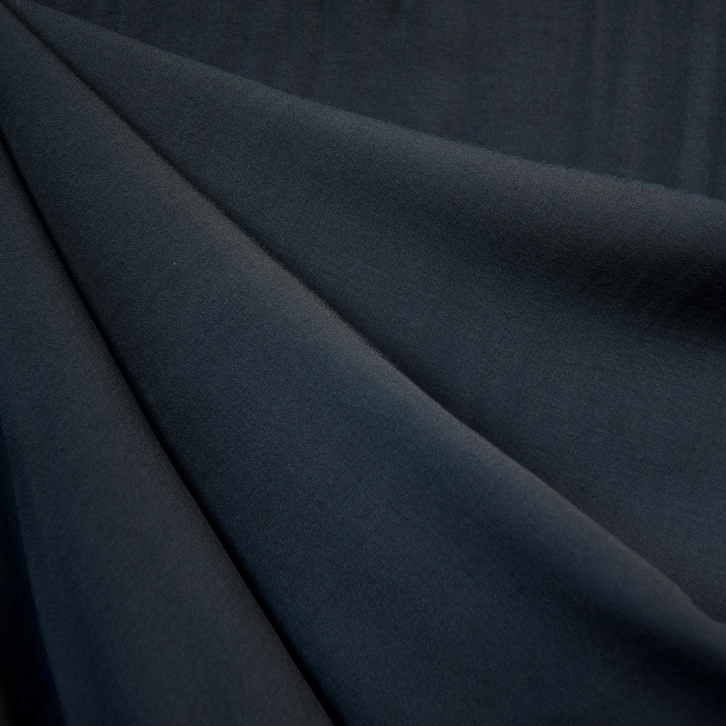 Rayon Batiste Solid Charcoal - Fabric - Style Maker Fabrics