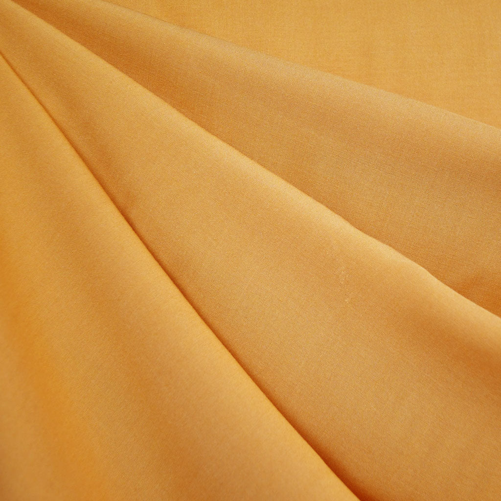 Rayon Batiste Solid Mustard SY - Sold Out - Style Maker Fabrics