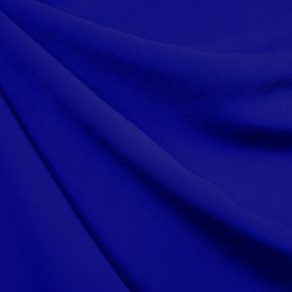 Rayon Batiste Solid Royal SY - Sold Out - Style Maker Fabrics