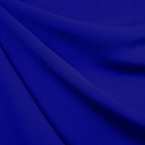 Rayon Batiste Solid Royal