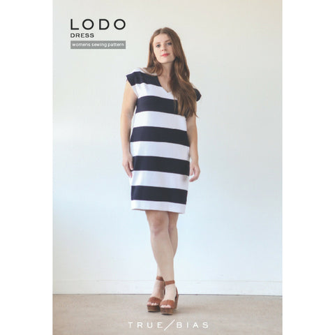True Bias Patterns Lodo Dress