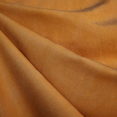 Tencel Twill Shirting Solid Caramel