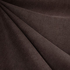 Soft Washed Tencel Twill Solid Chocolate - Sold Out - Style Maker Fabrics