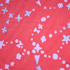 Handcrafted Cotton Batik Supernova Fuchsia SY - Sold Out - Style Maker Fabrics