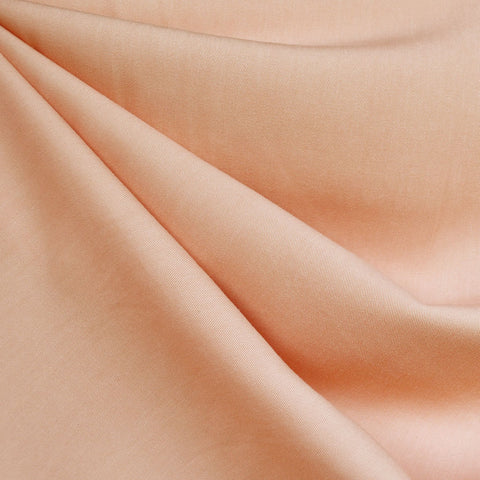 Soft Tencel Twill Solid Apricot