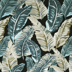 Lush Tropical Leaves Cotton Jungle - Fabric - Style Maker Fabrics