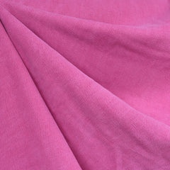 Soft Washed Tencel Twill Solid Magenta - Fabric - Style Maker Fabrics