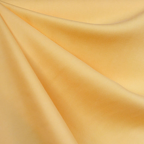Soft Tencel Twill Solid Yellow