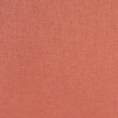 Brussels Washer Linen Blend Solid Pink Clay - Fabric - Style Maker Fabrics
