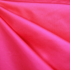 Classic Stretch Sateen Solid Fuchsia - Fabric - Style Maker Fabrics
