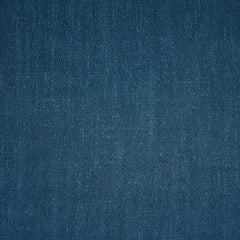 Slub Texture Linen Blend Solid Ocean - Sold Out - Style Maker Fabrics