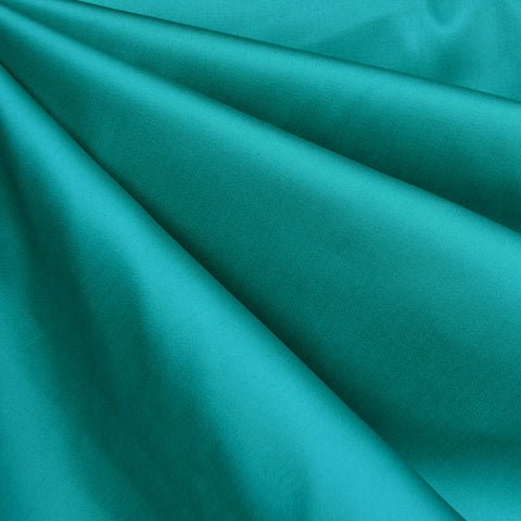 Classic Stretch Sateen Solid Jade