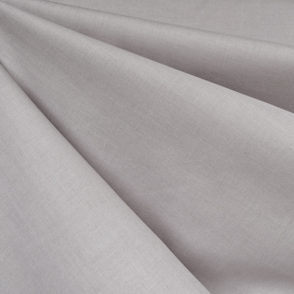 Cotton Voile Solid Dove Grey SY - Sold Out - Style Maker Fabrics