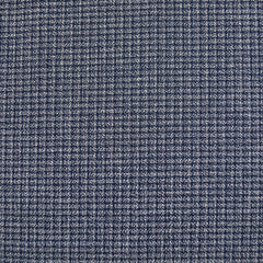 Boro Wovens Check Texture Shirting Indigo SY - Sold Out - Style Maker Fabrics