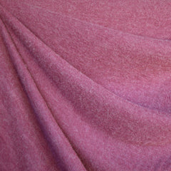 Designer Soft Brushed Sweater Knit Raspberry - Sold Out - Style Maker Fabrics