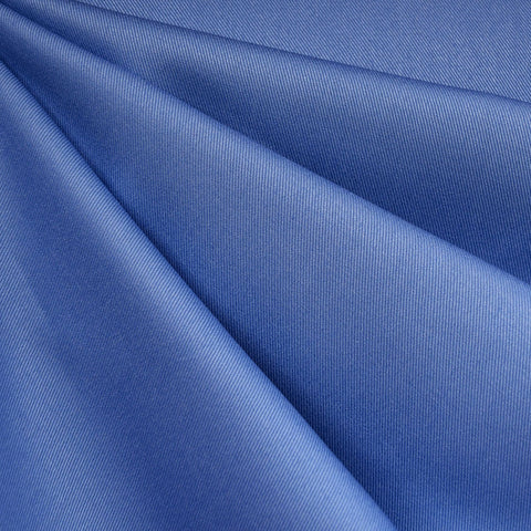 Ventana Cotton Twill Solid Blue