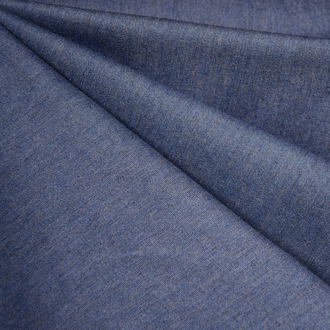 Light Weight Super Stretch Denim Cornflower